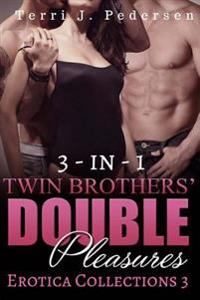 3-In-1 Twin Brothers' Double Pleasures Collections 3