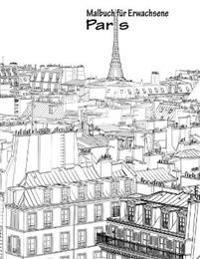 Malbuch Fur Erwachsene - Paris 1