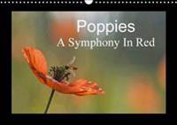 Poppies A Symphony in Red 2017