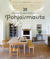 20 valoisaa ja viihtyisää kotia Pohjoismaista