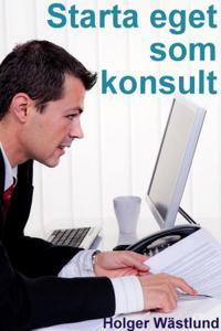 Starta eget som konsult - IT-konsult, PR-konsult, ekonomikonsult, byggkonsult m.fl.