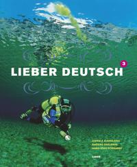 Lieber Deutsch 3 Kursbok