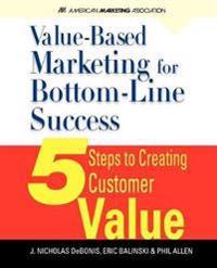Value-Based Marketing for Bottom-Line Success
