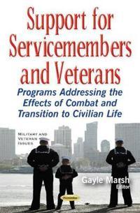 Support for ServicemembersVeterans