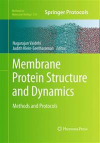 Membrane Protein Structure and Dynamics