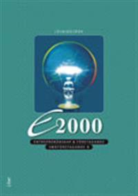 E2000 Småföretagande B / Entreprenörskap & företagande Lösningsbok