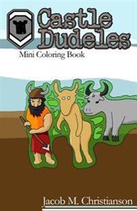 Castle Dudeles: Mini Coloring Book
