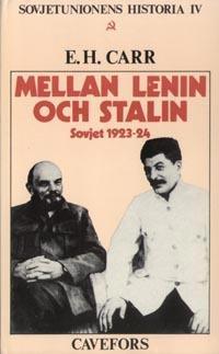 Mellan Lenin och Stalin : Sovjet 1923-1924