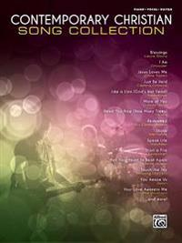 Contemporary Christian Song Collection: Piano/Vocal/Guitar