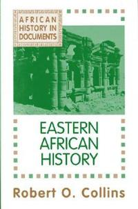 African History v. 2; Eastern African History