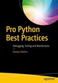 Pro Python Best Practices
