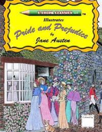 U Color Classics Illustrates Pride and Prejudice by Jane Austen