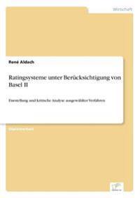Ratingsysteme Unter Berucksichtigung Von Basel II