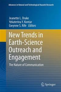 New Trends in Earth-science Outreach and Engagement