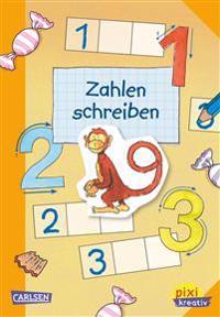 Pixi kreativ Nr. 29: VE 5 Zahlen schreiben
