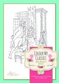 Colour My Classics - Jane Austen's Emma