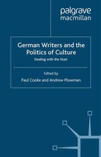 German Writers and the Politics of Culture