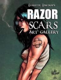 Everette Hartsoe's Razor: Scars Art Gallery Fan Club Cover