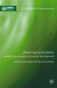 Financing Social Policy