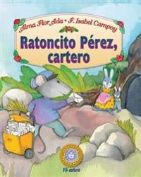 Ratoncito Prez, Cartero