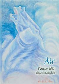 Air (Elements Collection) Horse Art Collection Planner 2017