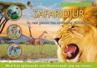 Safaridjur : en resa genom den afrikanska vildmarken