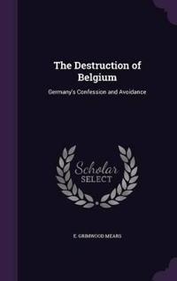 The Destruction of Belgium