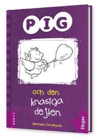 Pig och den knasiga dejten (BOK+CD)