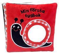 Min första tygbok : gosig och prasslig kontrastbok av tyg!