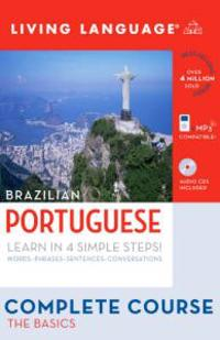 Living Language Brazilian Portuguese Complete Course