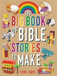 Big book of bible stories to make -  - böcker (9781784937676)     Bokhandel