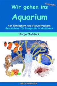 Wir Gehen Ins Aquarium