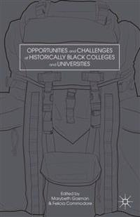 Opportunities and Challenges at Historically Black Colleges and Universities