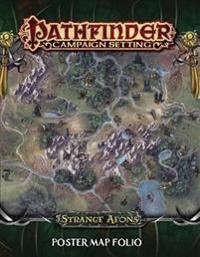 Pathfinder Campaign Setting: Strange Aeons Poster Map Folio