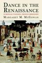 Dance in the Renaissance