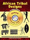 African Tribal Designs [With CDROM]