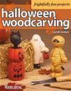 Halloween Wood Carving