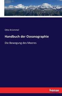 Handbuch Der Ozeanographie