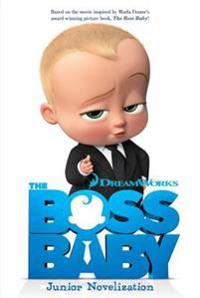 The Boss Baby Junior Novelization