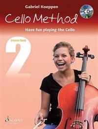 Cello Method - Lesson Book 2
