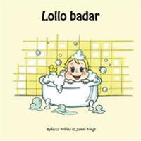 Lollo badar: en pekbok med babytecken