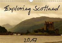 Exploring Scotland 2017