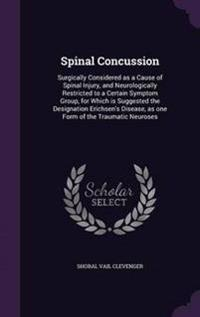 Spinal Concussion