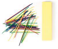 Plockepinn spel (pick up sticks) - spel för inredning