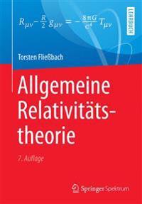 Allgemeine Relativitatstheorie