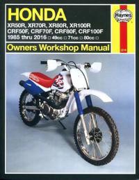 Honda Xr & Crf 1985-2016