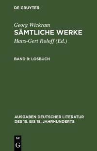 Samtliche Werke, Band 9, Losbuch