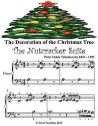 Decoration of the Christmas Tree the Nutcracker Suite  -  Beginner Tots Piano Sheet Music
