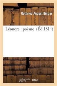 Leonore: Poeme
