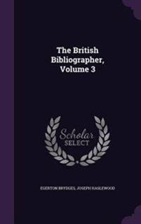 The British Bibliographer, Volume 3